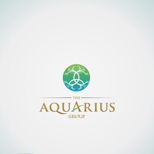 Aquarius Logo & Bussiness card