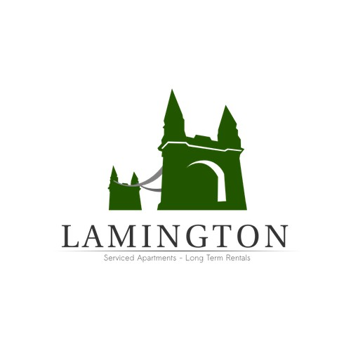 Create the next logo for Lamington