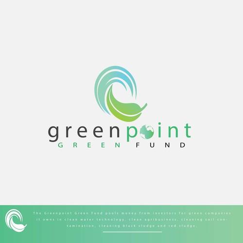 logo design for  green living co.