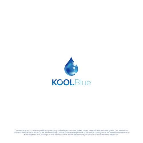 Logo for Kool Blue Company