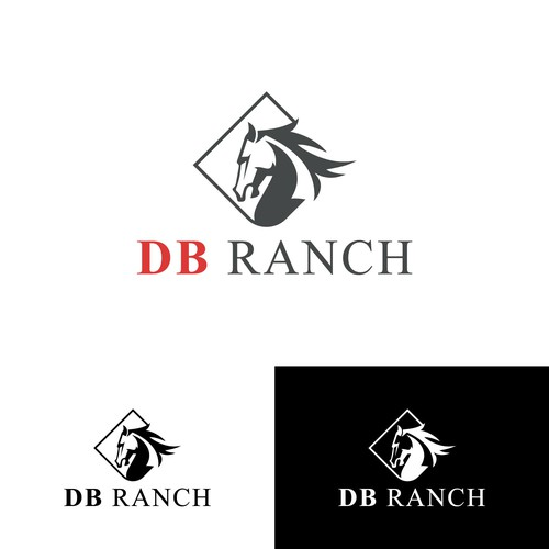 Logo for ranch