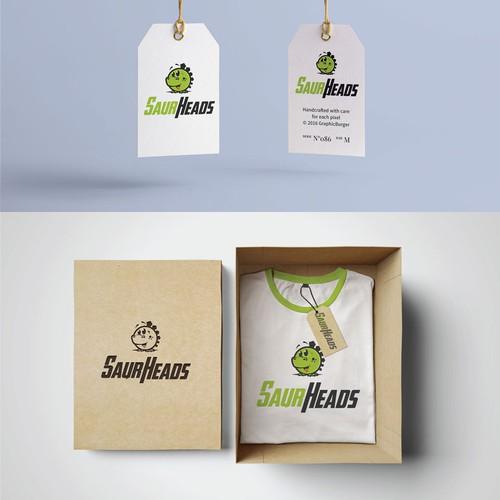 Logo clothing company