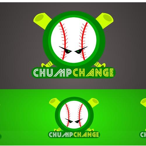 Chump Change Baseball Logo