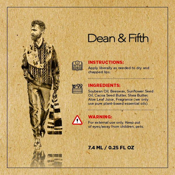 Dean And Fifth card