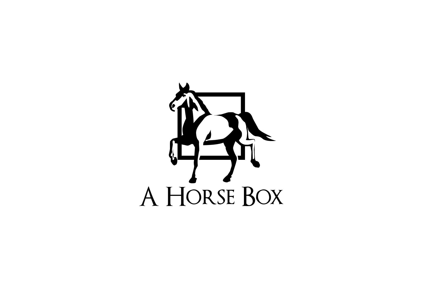 A Horse Box needs a logo