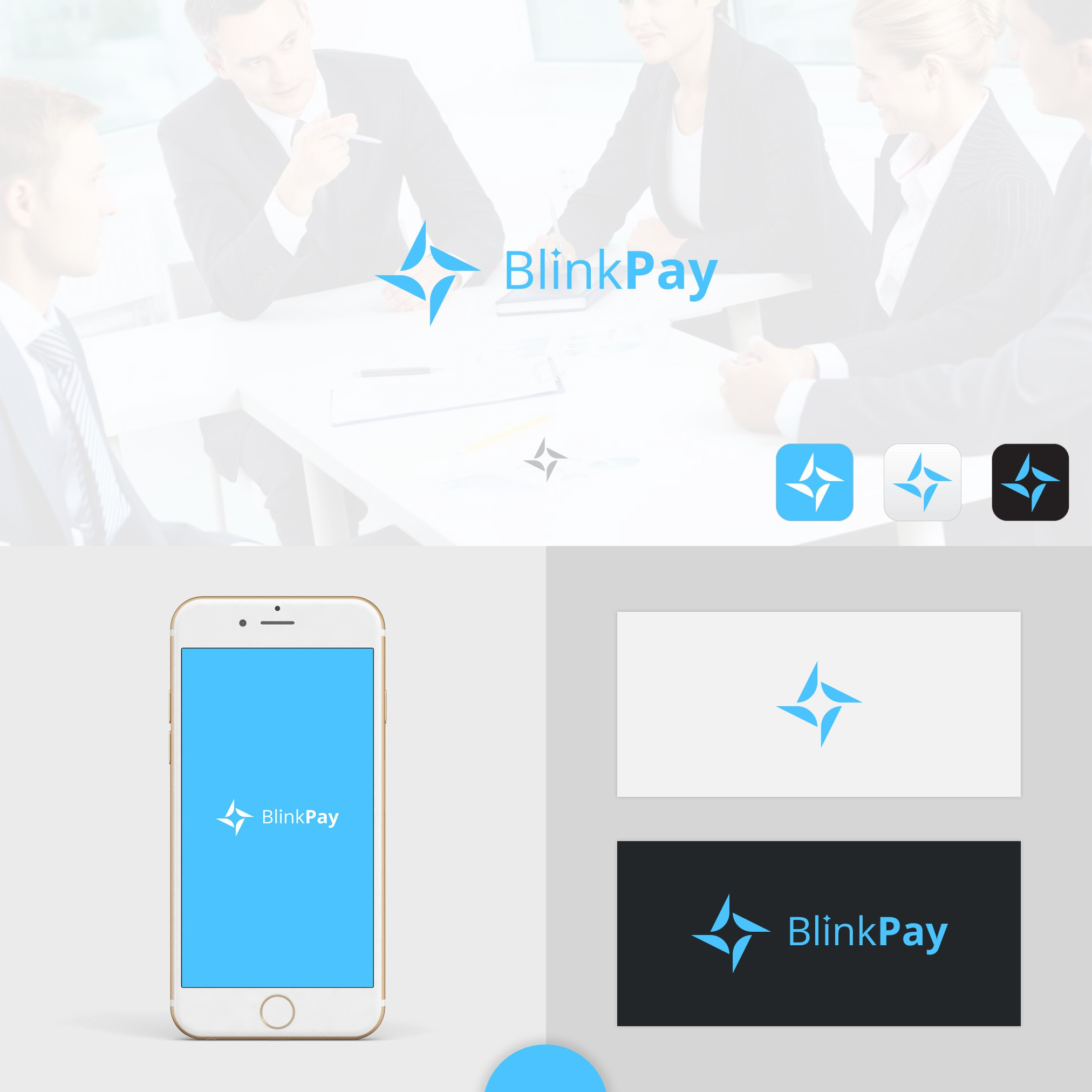 Blink Pay - Online Payments