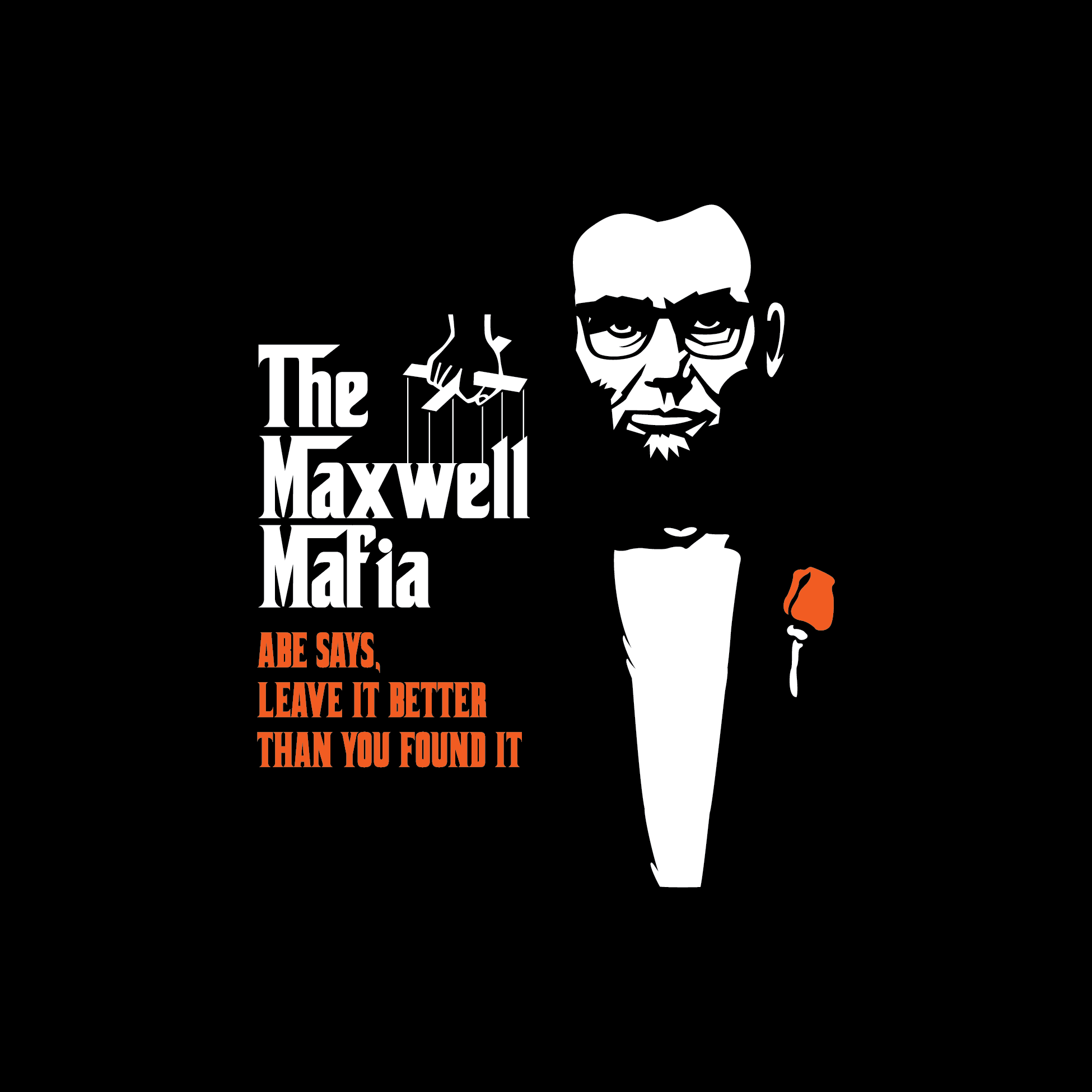 Hipster Abraham Lincoln + Mafia