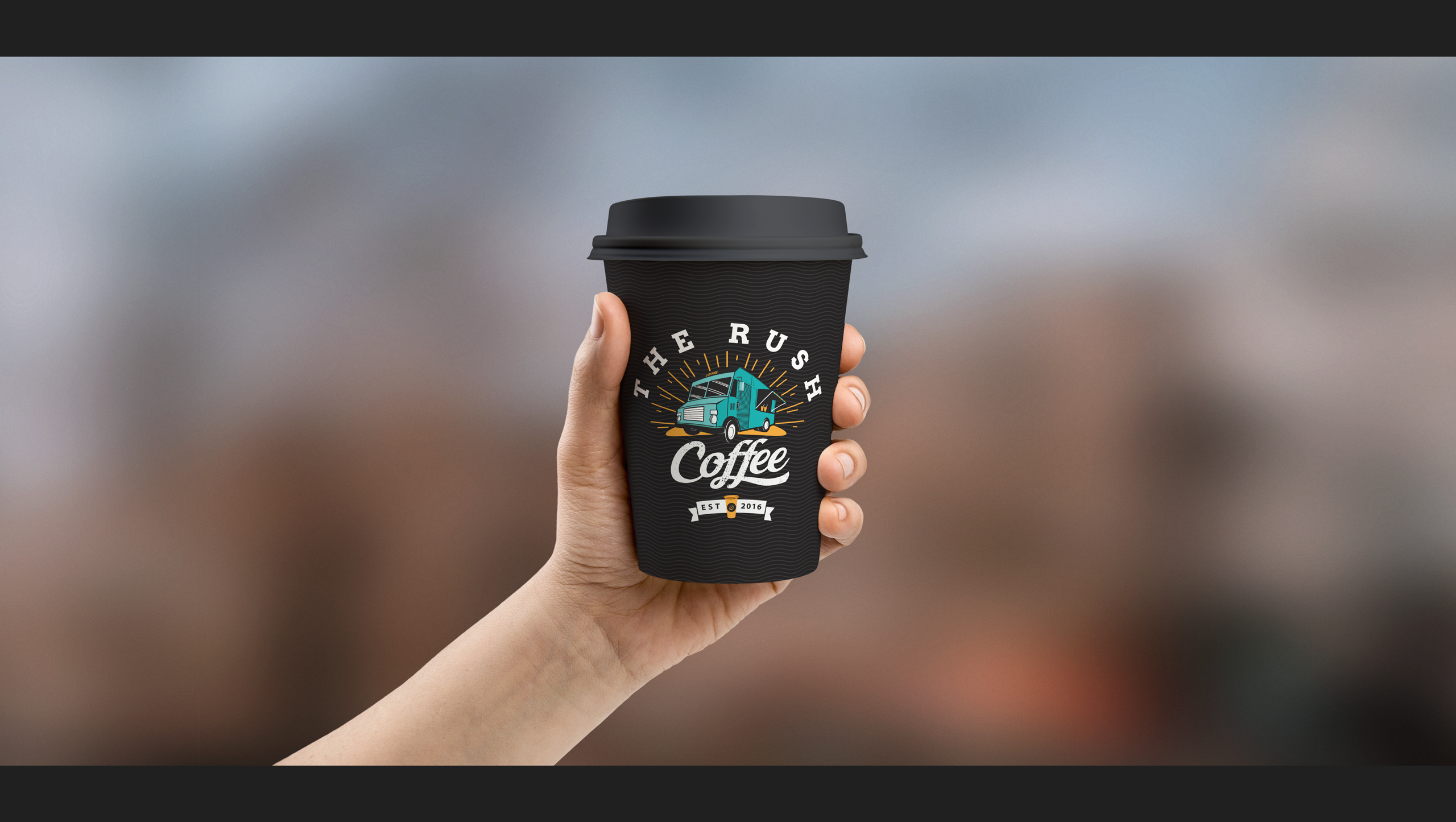 Attract the young and hip with a logo for new mobile coffee truck