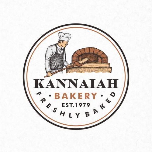 Logo Design for Kannaiah Bakery