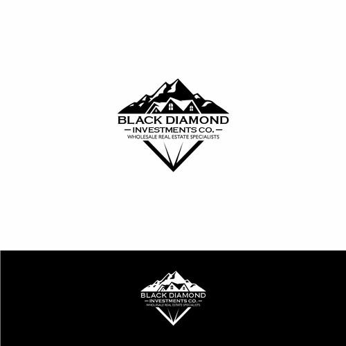 Logo for Black Diamond Investments Co.