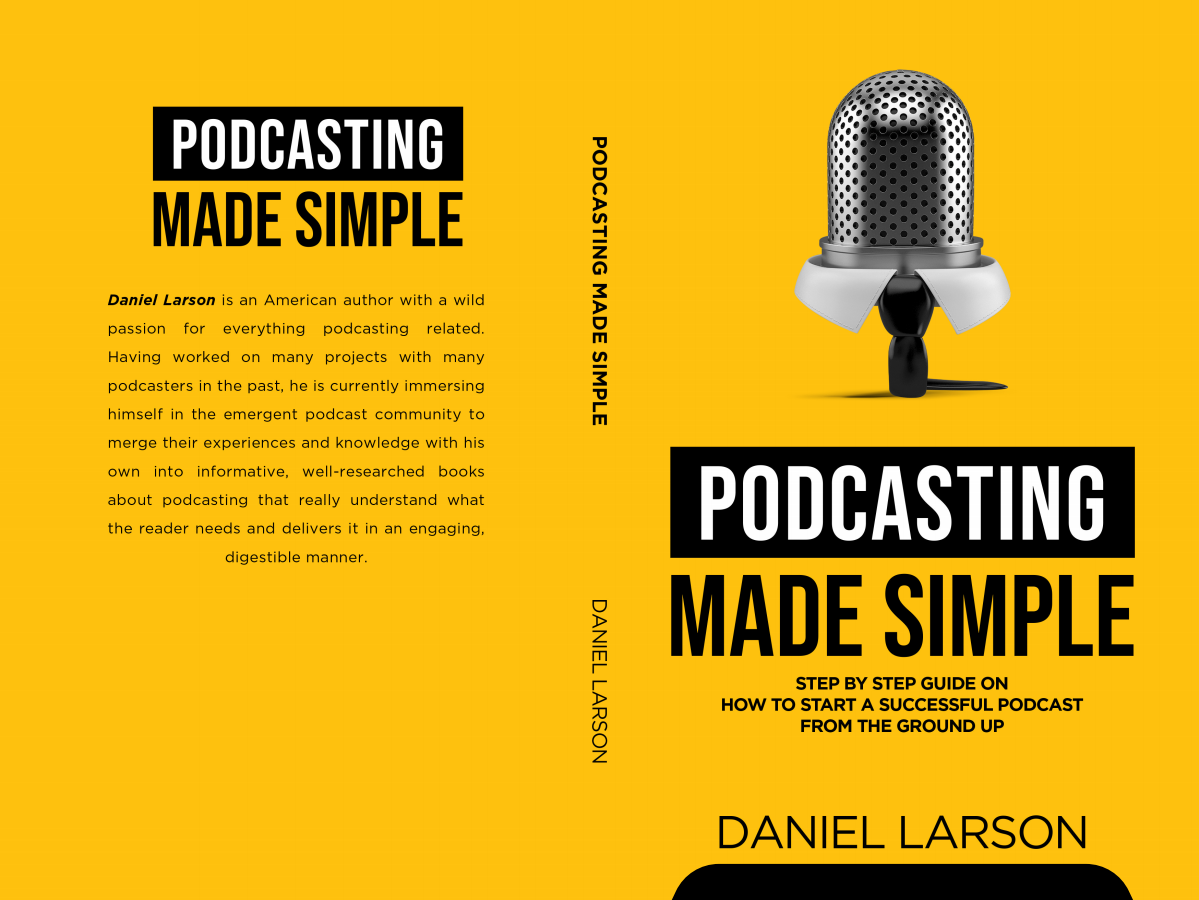 Podcasting Made Simple (Book Cover)