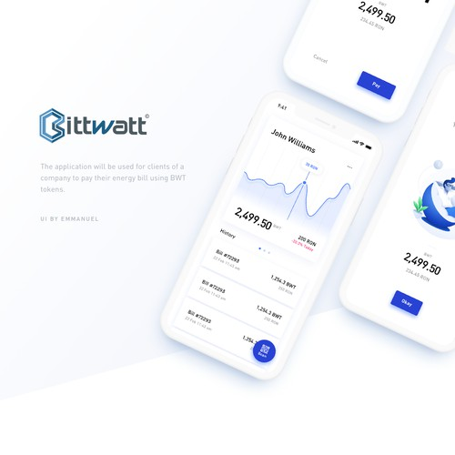 Finance/cryptocurrency App