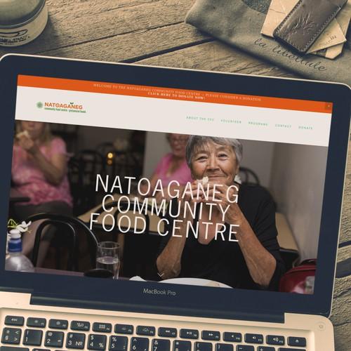 Community Food Centre Website