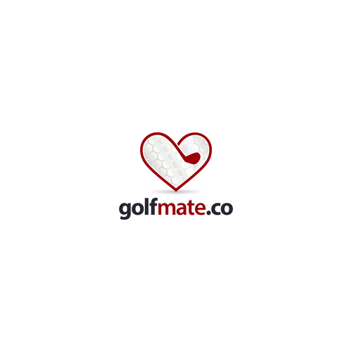 logo concept for dating