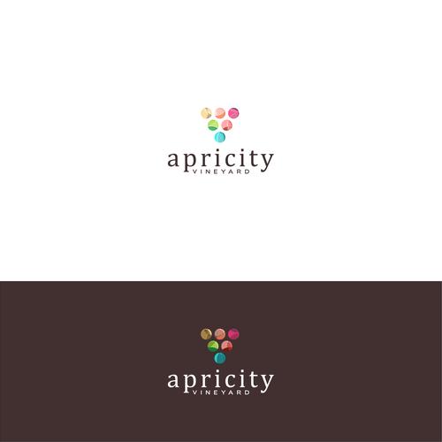 apricity vineyard logo