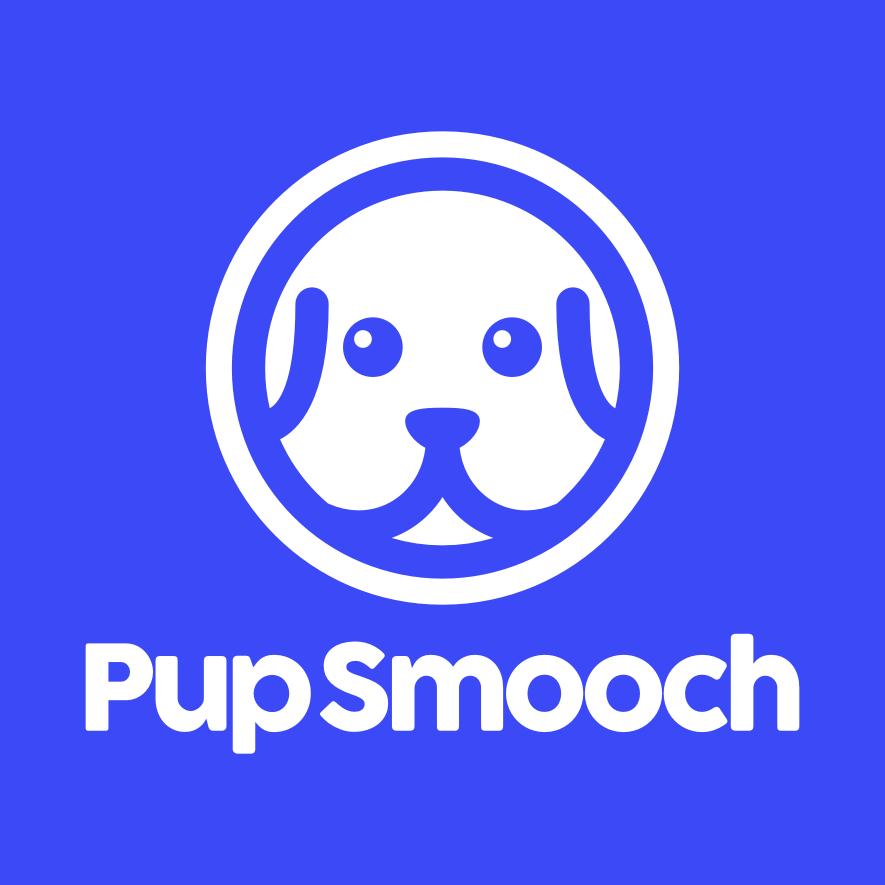 Design a simple dog face for an app