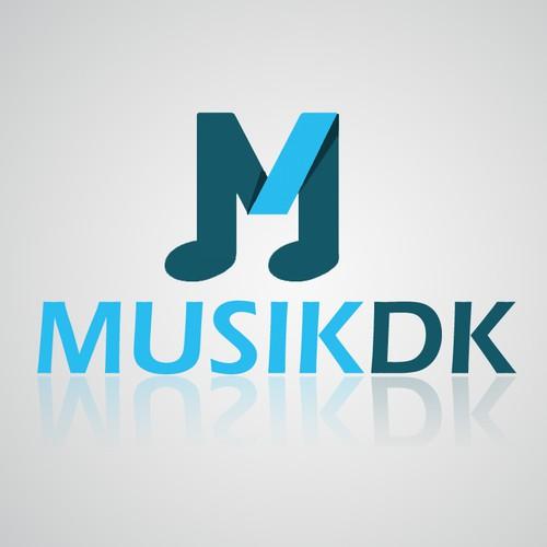Musik DK needs a new logo
