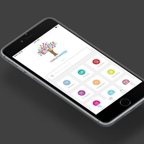Apps Design Concept