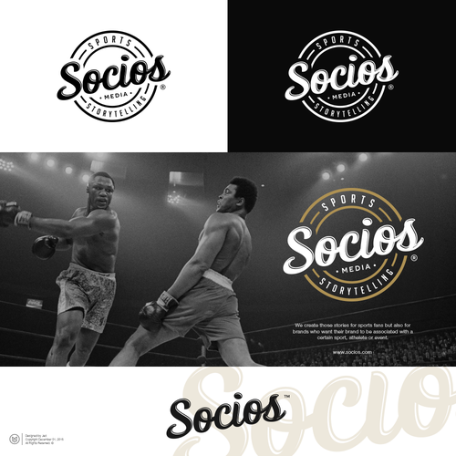 Logo Design Entry for Socios