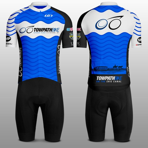 Towpath Bike Jersey