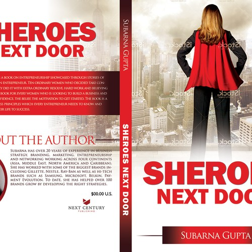 Sheroes book jacket
