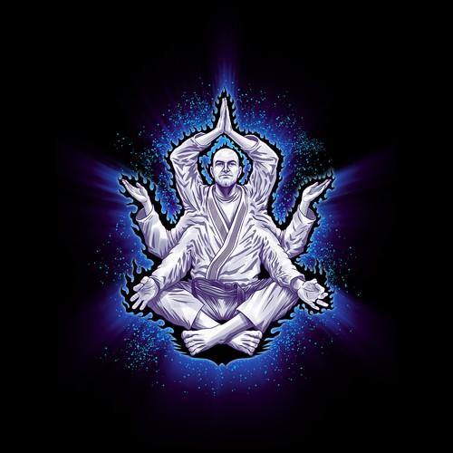 Psychedelic Space Martial Arts