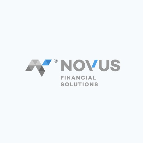 monogram for novus logo