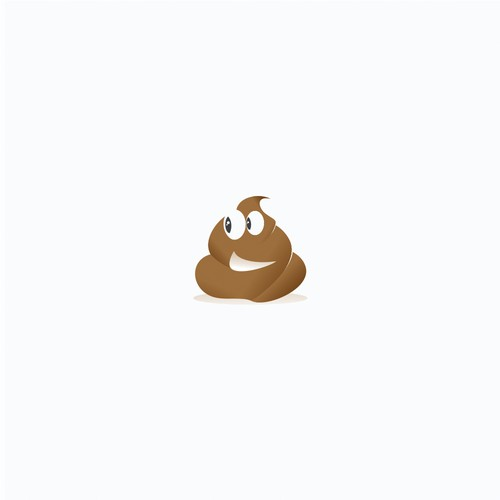 Logo for poo emoji