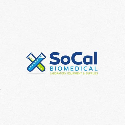 SoCal Biomedical Logo proposal