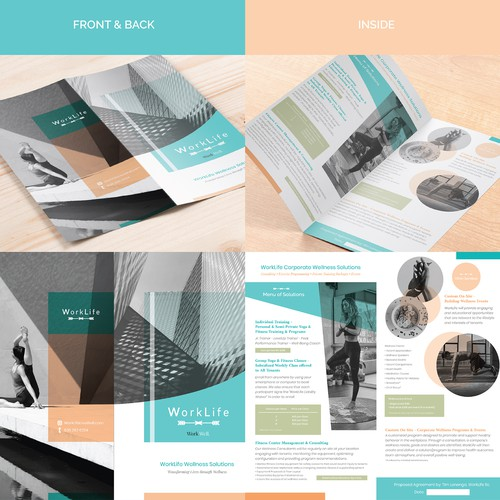 WorkLife Brochure