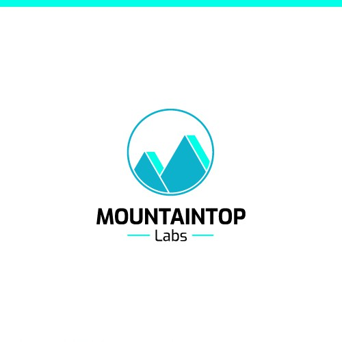 Logo for a high end supplement brand