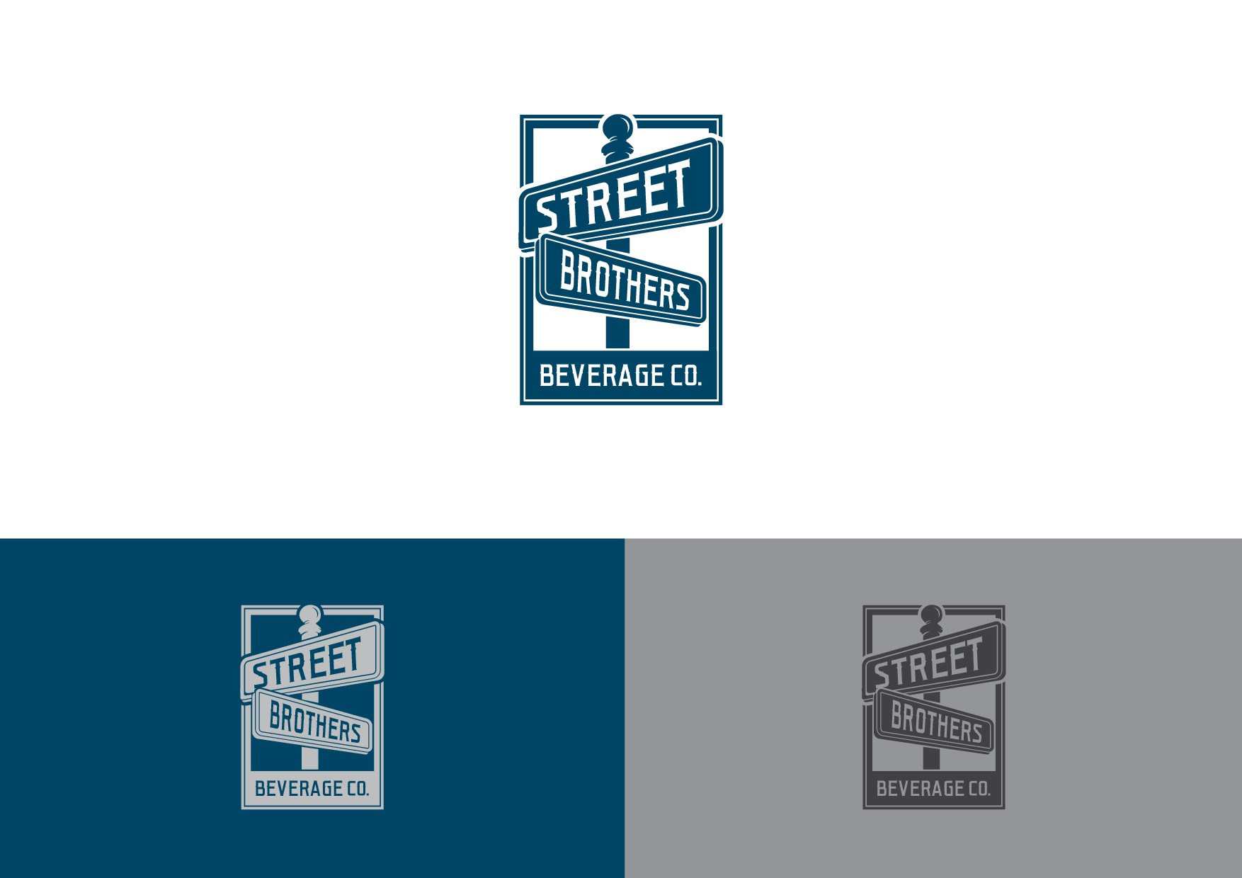 Spirits Broker Needs a Modern Update on a Family Logo