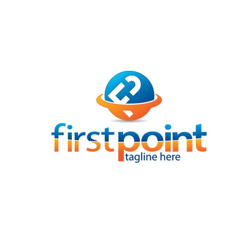 firstpoint logo concept