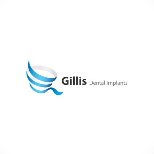 Logo concept for Gillis Dental Implants