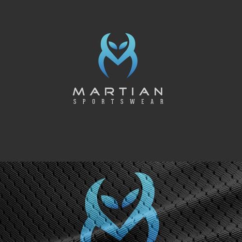 Martian logo