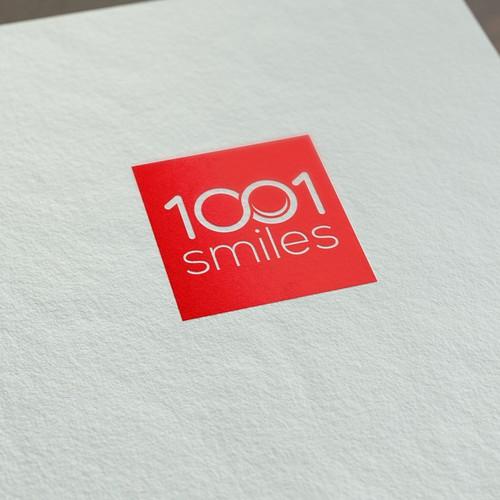 Logo for 1001smiles