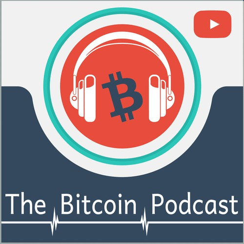 Create cover art for new podcast about bitcoin!
