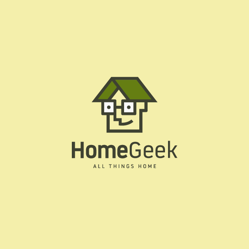 Logo for HomeGeek