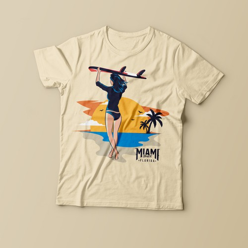 Fashion Forward FLORIDA T-Shirt
