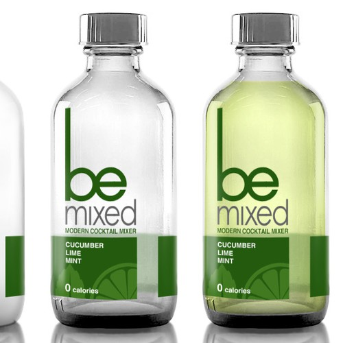 Label Design for beMixed