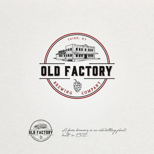 Old Factory - Brewing Company