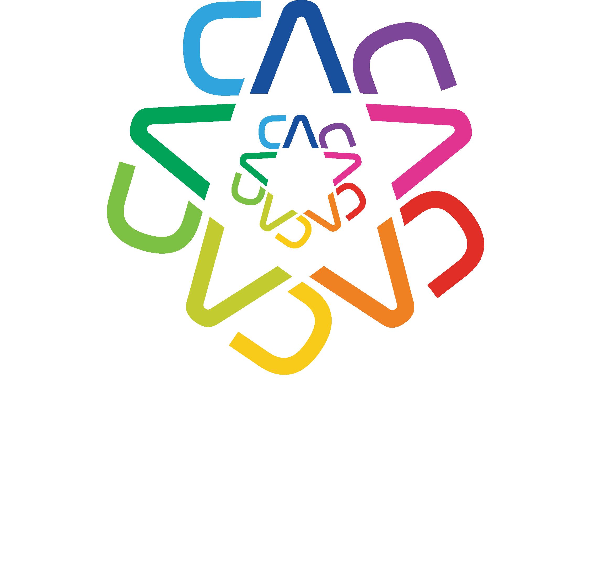 Create a gotcha logo to elevate STAR of CA