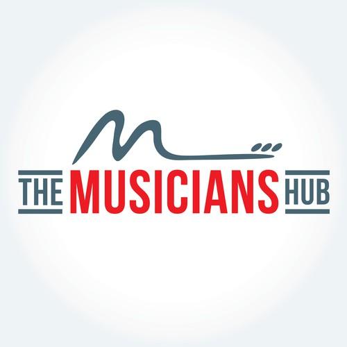 The Musicians Hub needs a new logo