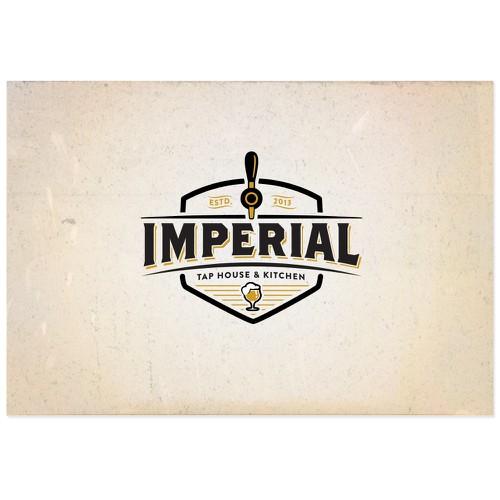 logo for restaurant/bar