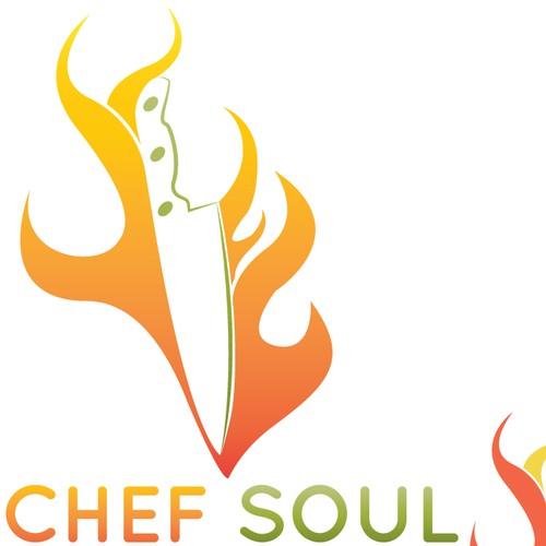 Food Industry Fashion Logo