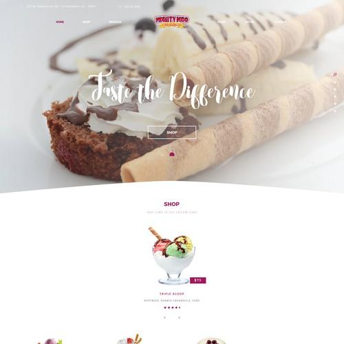 Mighty Moo - Ice Cream