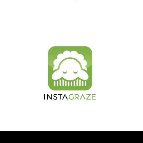 Illustrative logo for social media company