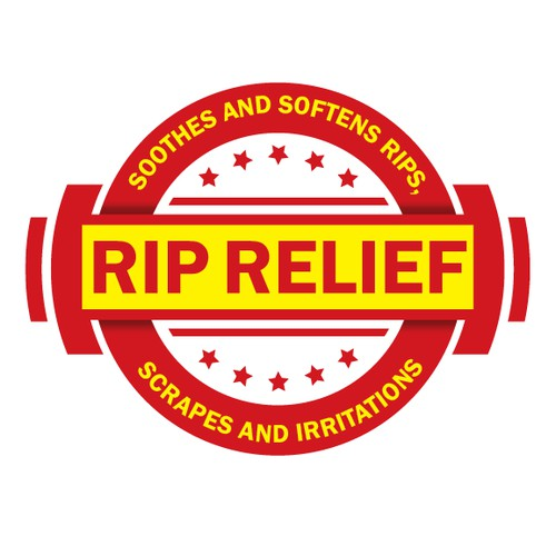 RipRelief needs a new logo