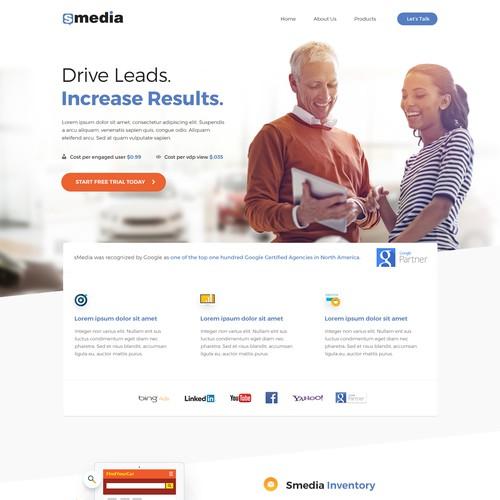 Design concept for Smedia