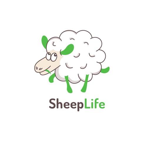 Logo for public sheep event